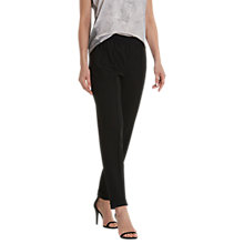 Buy Betty Barclay Pull On Trousers, Black Online at johnlewis.com