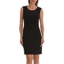 Buy Betty Barclay Tailored Shift Dress, Black Online at johnlewis.com