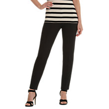 Buy Betty Barclay Jersey Trousers, Black Online at johnlewis.com