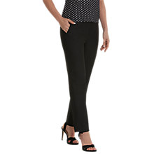 Buy Betty Barclay Tailored Trousers, Black Online at johnlewis.com