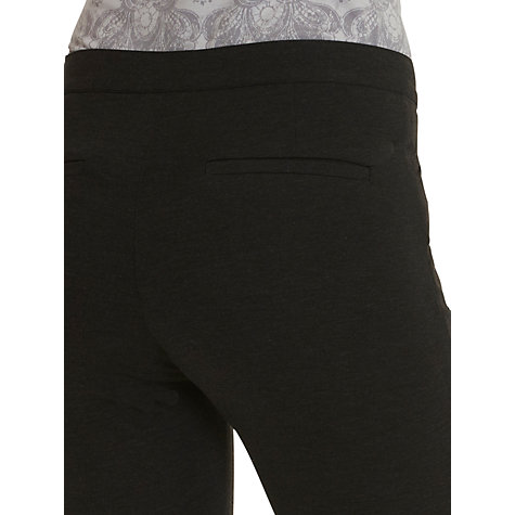 Buy Betty Barclay Slim Trousers, Dark Grey Online at johnlewis.com