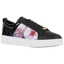 Buy Ted Baker Fushar Lace Up Trainers Online at johnlewis.com
