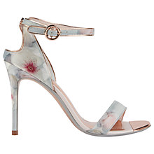 Buy Ted Baker Mirobep Stiletto Heeled Sandals Online at johnlewis.com