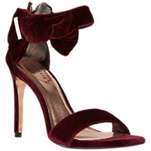 Buy Ted Baker Torabel Stiletto Heeled Sandals Online at johnlewis.com