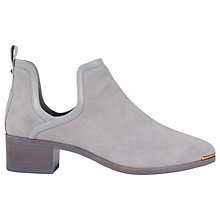 Buy Ted Baker Twillo Cut Out Ankle Boots Online at johnlewis.com
