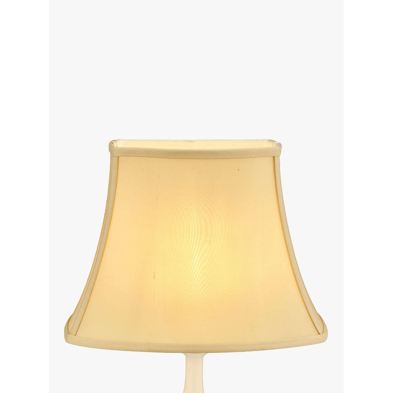 John lewis cadenza silk bowed empire lampshade at john lewis buyjohn lewis cadenza silk bowed empire lampshade gold dia30cm online at johnlewis aloadofball Gallery