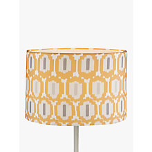Buy John Lewis Agra Lampshade Online at johnlewis.com