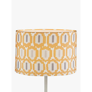 Ceiling lamp shades light shades drum shades john lewis john lewis agra lampshade saffrongrey aloadofball Gallery
