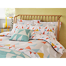 Buy Scion Modul Duvet Cover and Pillowcase Set Online at johnlewis.com
