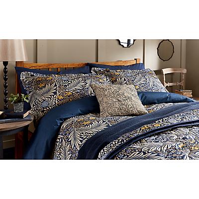 Morris & Co Larkspur Duvet Cover and Pillowcase Sets