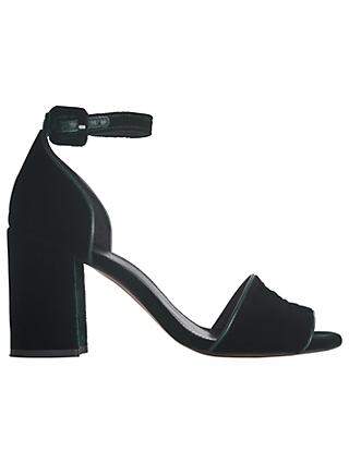 Whistles Hedda Block Heeled Sandals