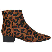 Buy Whistles Berwick Pointed Toe Ankle Boots Online at johnlewis.com
