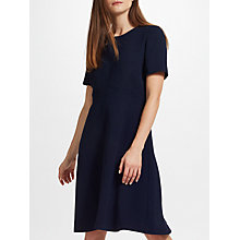 Buy John Lewis Top Stitch Fit and Flare Dress Online at johnlewis.com