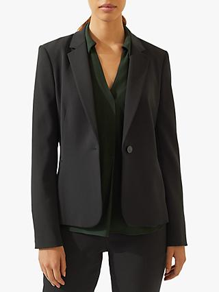 Jigsaw Seam Detail Paris Blazer Jacket
