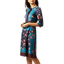 Buy Hobbs Maisie Dress, Multi Online at johnlewis.com
