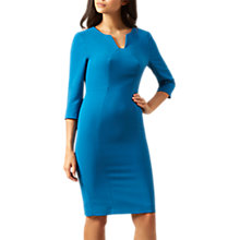 Buy Hobbs Cerulean Dress, Clementine Blue Online at johnlewis.com