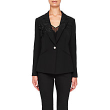 Buy Ted Baker Embroidered Suit Jacket Online at johnlewis.com