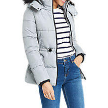 Buy Oasis Sporty Padded Jacket Online at johnlewis.com