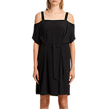 Buy AllSaints Cold Shoulder Rae Dress Online at johnlewis.com