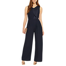 Buy Phase Eight Twilight Jumpsuit, Midnight Blue Online at johnlewis.com