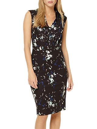Damsel in a Dress Francoise Print Jersey Dress, Multicoloured