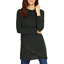Buy Phase Eight Roll Neck Top, Pine Online at johnlewis.com