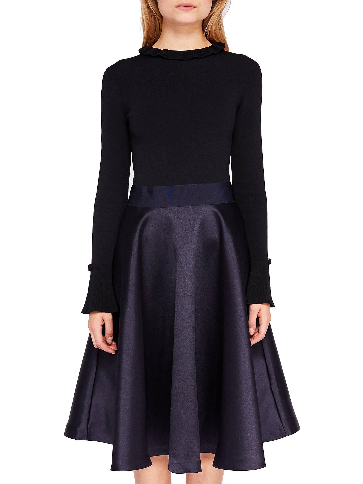 c255d6c53ee8 Buy Ted Baker Zadi Frill Cuff Dress