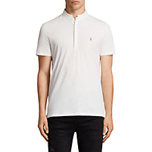 Buy AllSaints Grail Polo Shirt Online at johnlewis.com
