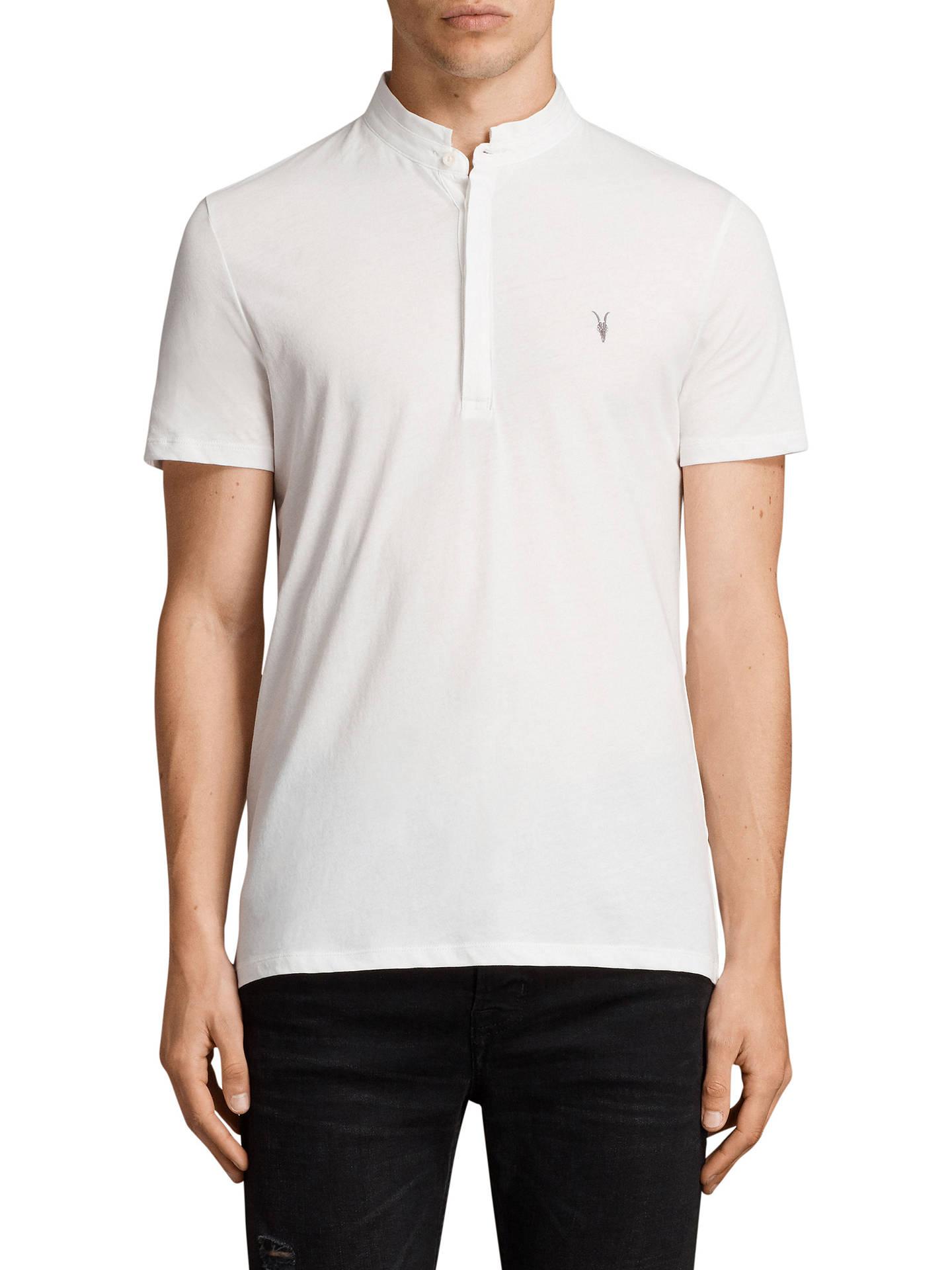 7af14453795 AllSaints Grail Polo Shirt at John Lewis   Partners
