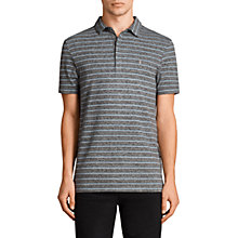Buy AllSaints Paver Short Sleeve Polo Shirt Online at johnlewis.com