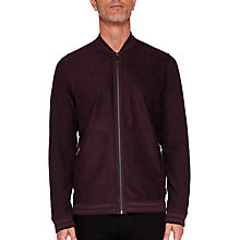 Buy Ted Baker T for Tall Curlatt Jacket, Dark Red Online at johnlewis.com