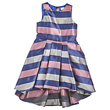 Buy Angel & Rocket Striped Sleeveless Dress, Multi Online at johnlewis.com
