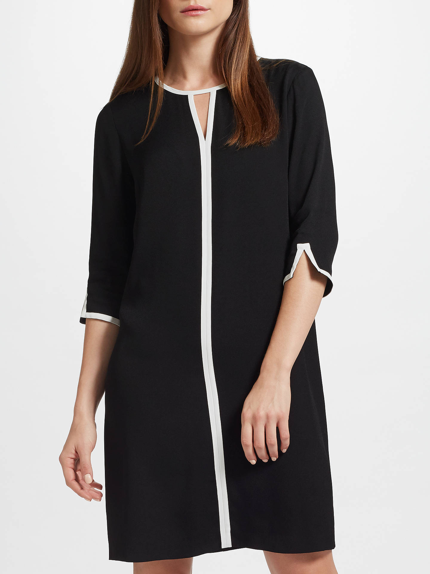 5698c67d79f0 Buy John Lewis   Partners Tipped Shift Dress