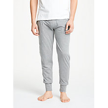 Buy Paul Smith Jersey Cotton Lounge Pants, Grey Online at johnlewis.com