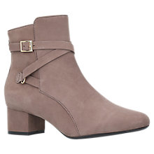 Buy Carvela Comfort Renee Block Heel Ankle Boots Online at johnlewis.com