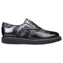 Buy Geox Thymar Breathable Lace Up Brogues Online at johnlewis.com