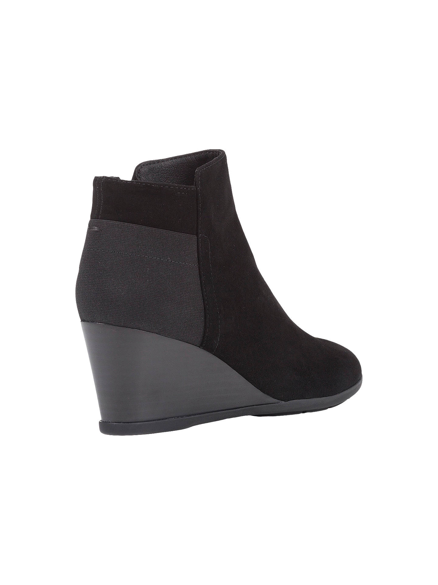 Geox Inspiration Wedge Ankle Boot