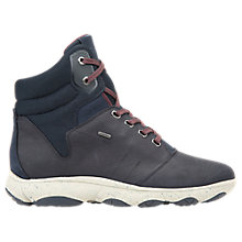Buy Geox Nebula Waterproof Mid-Cut Trainers Online at johnlewis.com
