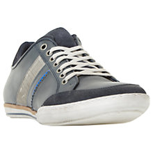 Buy Dune Tito Trainers, Navy Online at johnlewis.com