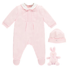 Buy Emile et Rose Mabel Two Piece Set, Pink Online at johnlewis.com