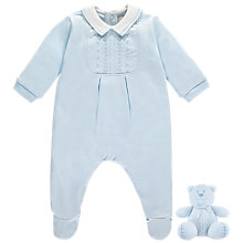 Buy Emile et Rose Malcolm All-in-One Two Piece Set, Blue Online at johnlewis.com