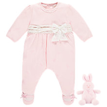 Buy Emile et Rose Macey Two Piece Set, Pink/White Online at johnlewis.com