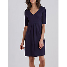 Buy Isabella Oliver Farah Maternity Dress, Navy Online at johnlewis.com