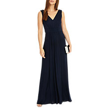 Buy Phase Eight Skylar Maxi Dress, Sapphire Online at johnlewis.com