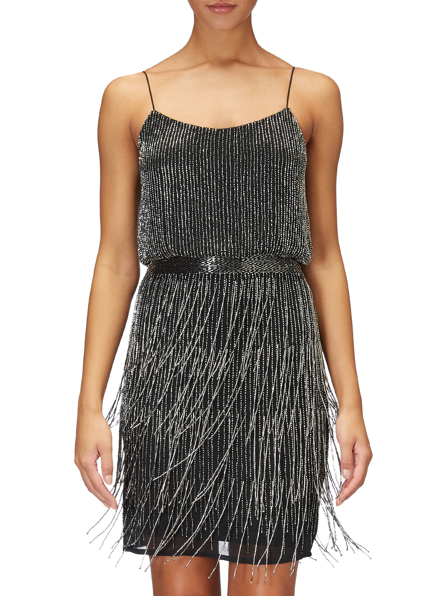 6baadef5a7e Buy Adrianna Papell Beaded Fringe Cocktail Dress