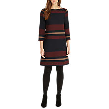Buy Phase Eight Sophie Sapphire Dress, Multi Online at johnlewis.com
