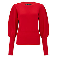 Buy Miss Selfridge Big Sleeve Jumper Online at johnlewis.com