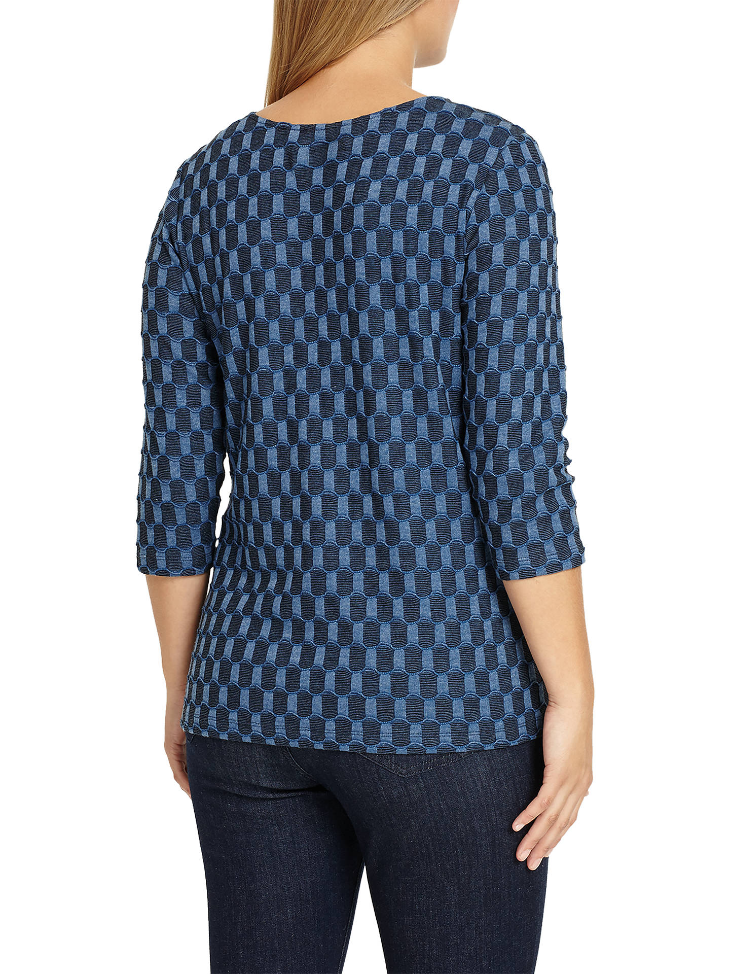 BuyStudio 8 Caroline Top, Blue, 16 Online at johnlewis.com