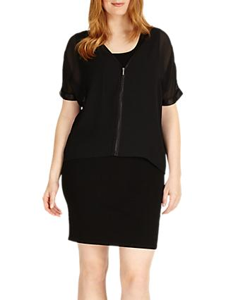 Studio 8 Daphne Dress, Black