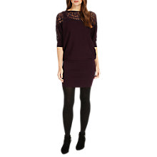 Buy Phase Eight Lace Becca Dress, FIg Online at johnlewis.com